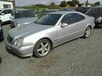 00 Mercedes CLK 230 Auto coupe Mercedes Service history Mot Feb 18 ( can be viewed anytime)