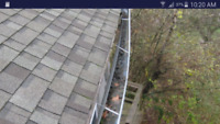 EAVESTROUGH REPAIRS TODAY/ TONIGHT FALLING GUTTERS