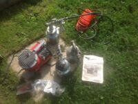 Kestrel compressor