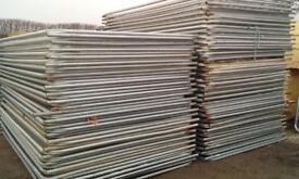 🍁Security Heras Used High Quality Fencing Panels • HeavyDutyUsed
