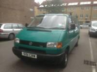 1998 Volkswagen Transporter Campervan Motorhome Lwb 2.5 Diesel Tax and Mot