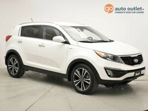 2016 Kia Sportage SX All-wheel Drive