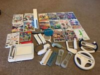 Nintendo Wii Console, 18 games & accessories