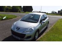 PEUGEOT 207 1.4 S,2010,1Previous Owner,Full Service History,Air Con,Electric Windows,Very Clean Car