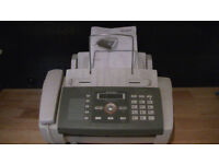 Telephone/Fax Machine (REDUCED)