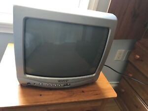 TV and DVD player $40 or OBO