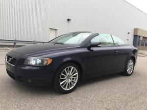 2007 Volvo C70 T5 Convertible with a Hard Top (Star Fire Pkg)