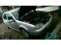 Golf mk4 gti breaking