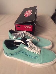 "Vans Old School ""Year of The Snake"" Size 9 Super Rare Deadstock"
