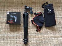 Vanguard Alta Pro 263AT Aluminium Tripod with Multi-Angle Column Plus GH-100 Pistol Grip Ball head