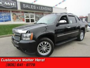 2012 Chevrolet Avalanche 1500 LTZ  4X4, NAVIGATION, ROOF, LEATHE
