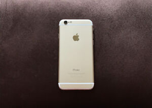 FOR SALE iPhone 6 16gb White/Gold *Perfect condition*