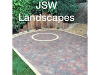 Jsw Landscapes garden maintenance , paving , and more