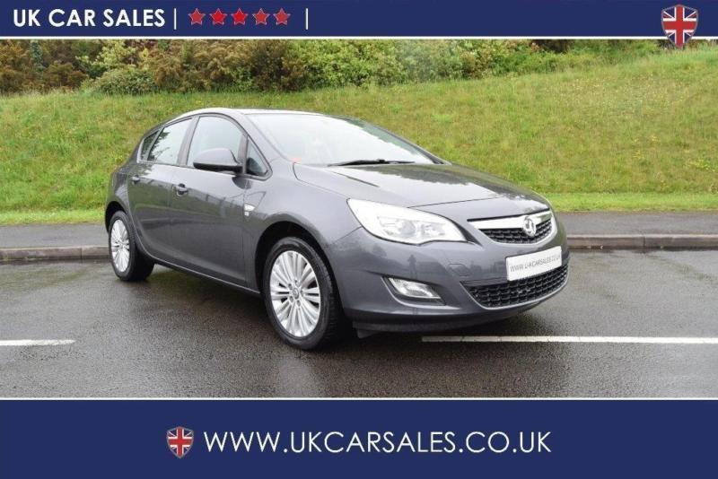 2011 Vauxhall Astra 1.7 CDTi ecoFLEX 16v Excite 5dr
