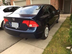 Honda Civic DX 2007 standard