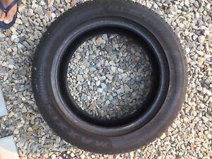 All season Maxxis tires 205/55 R16