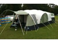 Sunncamp 550s trailer tent 2012 model £1200 with extras