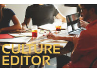 Editor at The Upcoming's Culture Desk : creative, editorial, journalism, arts, magazine