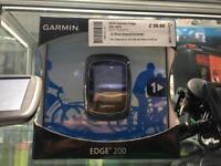 New - Garmin Edge 200 GPS bike sat nav