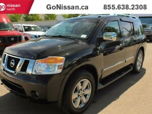 2012 Nissan Armada Leather, DVD, Sunroof