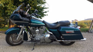 Road Glide, One Owner