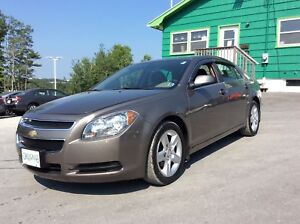 2012 Chevrolet Malibu AUTOMATIC SEDAN WITH AIR CONDITION AND KEY