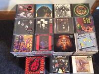 260 Heavy Rock / Metal CDs