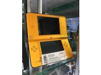 Nintendo DSi XL portable games console