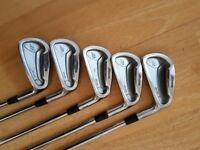 Used Mizuno Golf Clubs and Bag - Ideal Starter or Game Improvement Set