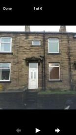 Two Bed House To Rent in Oakenshaw BD12 7DT