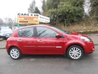 Renault Clio Dynamique TomTom DCI 1.5 Diesel £30 Tax Per Year Stoke-on-Trent, Staffordshire ........