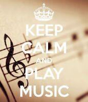 MUSIC TEACHERS NEEDED