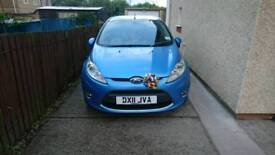 Lovely ford fiesta for sale low mileage