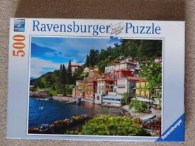 Jigsaw puzzle 500 pieces