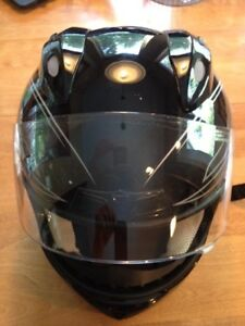 Never worn helmet for sale