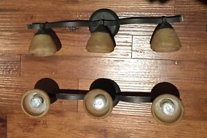 Tri-light Vanity lights