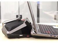 RRP £3999 ASUS ROG GX700 i7-6820HK 32GB 512GB GTX 980 Watercooled Gaming Laptop