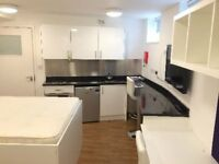 1 Double Bed Studio Flat - Bristol City Centre, Pipe Lane. £160 per week (ALL BILLS INC). Students.