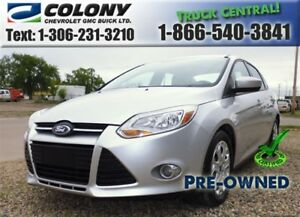 2012 Ford Focus SE, Bluetooth, CD Player, PST PAID