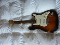 Hohner Professional ST 59 Korean Strat, MIK Stratocaster, Early 90s, Excellent Player