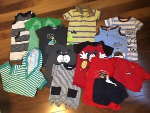 Baby boy clothing Summer 3 to 7 months