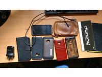 HTC One M9 Unlocked Grey + Accessories