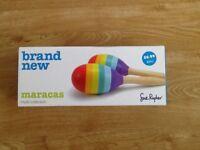 Maracas (2 sets available)