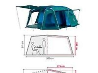 Coleman savannah 6 Man Tent