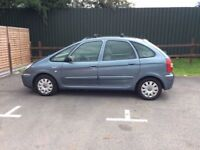 CITROEN XSARA PICCASO 1.6 MODEL AUTOMATIC PANARAMIC ROOF 70,000 MILES FULLY LOADED DONT MISS OUT!!!