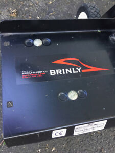 Brinly Dethatcher Model DT-401BH