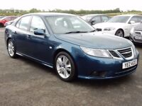 2007 Saab 93 AUTOMATIC vector sport with only 68000 miles, motd nov 2017