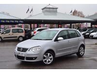 2006 56 VOLKSWAGEN POLO 1.9 TDI SPORT 100 DIESEL MOT 08/18(CHEAPER PART EX WELCOME)