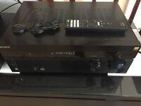 Sony Amplifier/bluetooth/Radio/HD
