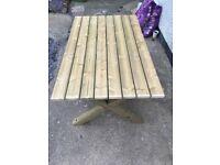 Custom size garden furniture